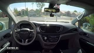 DD Video demo Waymo's fully self driving cars