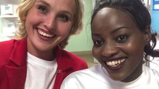 Lisanne Spaander bezoekt Kenia