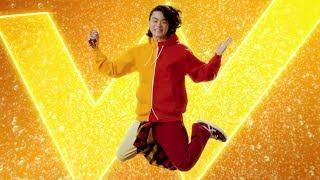 菅田将暉、合体ポーズで「Wマサキ」に ファンタ新CMで弾けまくり!