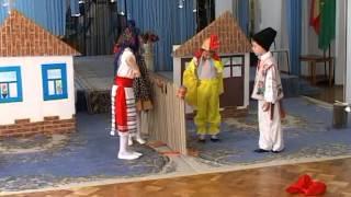 """Punguta cu doi bani"". Teatru Copii. Concursul ""Scena Copiilor"" 2011, gradinita 119, Chisinau"