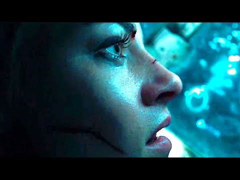 UNDERWATER Two Clips + Breathe Teaser (2020) Monster Movie