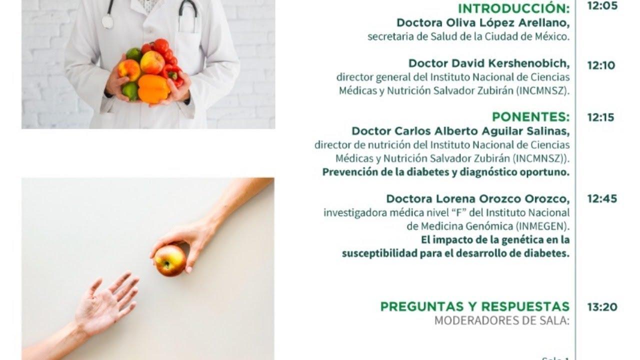 Webinar: Diabetes, Obesidad e Hipertensión