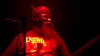 Asesino live at Curitiba - PR - Brazil - Cristo Satánico, El Patron Mando, Luchador Violador