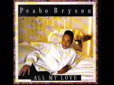 Peabo Bryson-Lover's Paradise