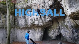 Fraju Vlog | Highball Boulder in Franconia by BlocBusters
