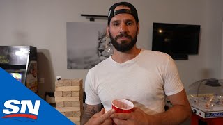 Take The Official Tour Of Ryan Kesler's House From The Man Himself | Kes' House