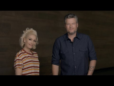 Blake Shelton - Nobody But You (Duet with Gwen Stefani) (Behind the Scenes)