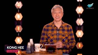Rev Dr Kong Hee : Speaking the Truth in Love (Part 1 of 2)