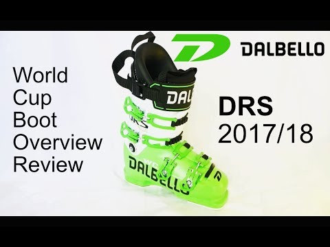 Dalbello World Cup DRS overview/review 2017-18 - the ski boot I use - Reilly McGlashan