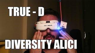 Furious FPV True-D Diversity Alıcı İncelemesi | Menü Kullanımı