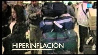 30 Años De Democracia Fin Del Gobierno De Alfonsín  Canal Encuentro
