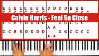 feel so close piano chords - Thủ thuật máy tính - Chia sẽ