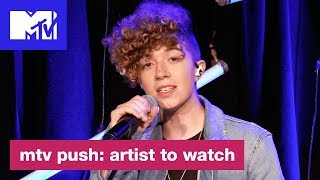 'These Girls' Live Performance by Why Don't We | MTV Push: Artist to Watch