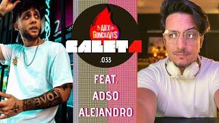 #CALETA 033 | ALEX GONCALVES feat.Adso Alejandro