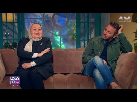 """شاهد الحلقة الكاملة لحازم إمام ووالدته وعلا رشدي وأبنائها في برنامج """"ماما دوت أم"""""""