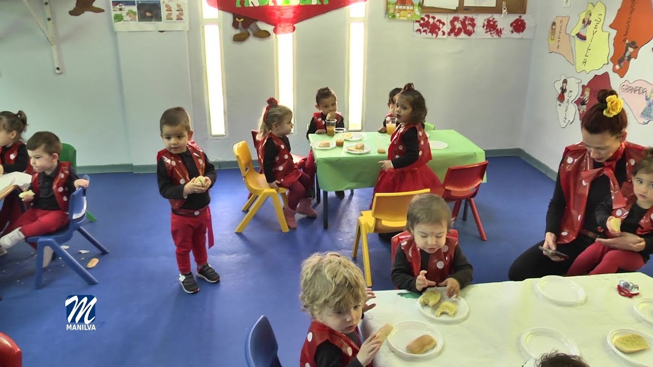 Día de Andalucía en las guarderías