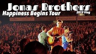 "Jonas Brothers Happiness Begins Tour Vlog   Tacoma Dome   Oct 12, 2019   Full ""Lovebug"" Performance"