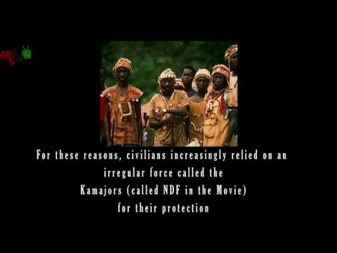 The Real Story of BEASTS OF NO NATION