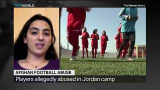 Afghan Football Federation accused of sexual abuse by its players