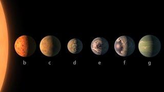 Ученые НАСА нашли экзопланеты пригодные для жизни