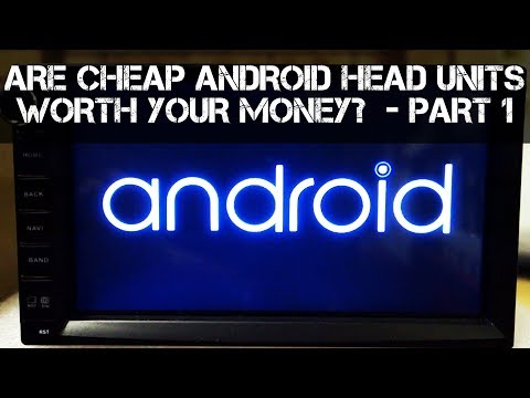 Should I buy a Cheap Android Head Unit? – Part 1 – Ownice C500 Review