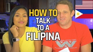 We tell you how to get a FILIPINA GIRLFRIEND (Easy tips)