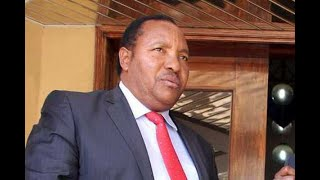Ferdinand Waititu freed from police custody