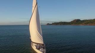 Sunset Sailing Big Mama Sailing, Magnetic Island