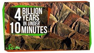4 Billion Years in Under 10 Minutes