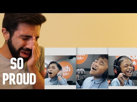 TNT BOYS TOGETHER WE FLY ON WISH 107.5 (REACTION)
