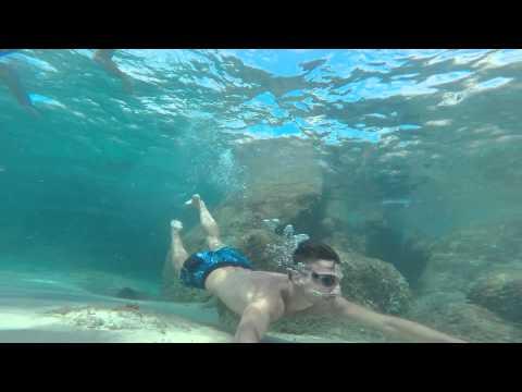 The summer is magic. Cala Cipolla | GoPro HERO 3+