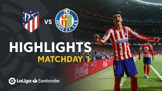 A great goal of Morata gives the victory to Atletico Madrid in Wanda Metropolitano J01 LaLiga Santander 2019/2020  Subscribe to the Official Channel of LaLiga Santander in HD | 2019-08-18 00.00h | J01 | ATM | GET LaLiga Santander on YouTube: http://goo.gl/Cp0tC LaCopa on YouTube: http://bit.ly/1P4ZriP LaLiga SmartBank on YouTube: http://bit.ly/1OvSXbi Facebook: https://www.facebook.com/LaLiga Twitter: https://twitter.com/LaLiga Instagram: https://instagram.com/laliga Google+: http://goo.gl/46Py9