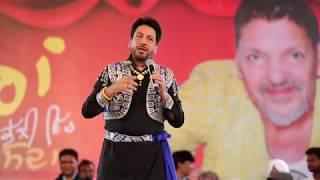 Dera Baba Murad Shah ji Mela Performance by Gurdas Maan ji