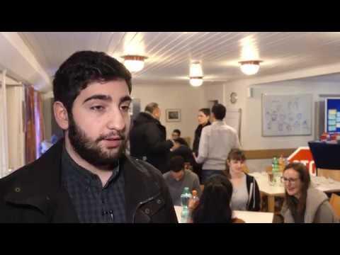 Berufsorientierungscamp der türkischen Gemeinde