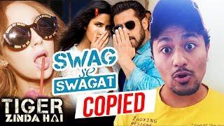 Salman-Katrina's Swag Se Swagat INSPIRED From DJ KATCH - The Horns   Tiger Zinda Hai