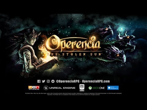Operencia: The Stolen Sun Trailer – A Classic Dungeon-Crawling RPG From Zen Studios (Xbox One, PC) thumbnail