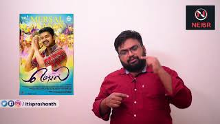 Mersal review by Prashanth