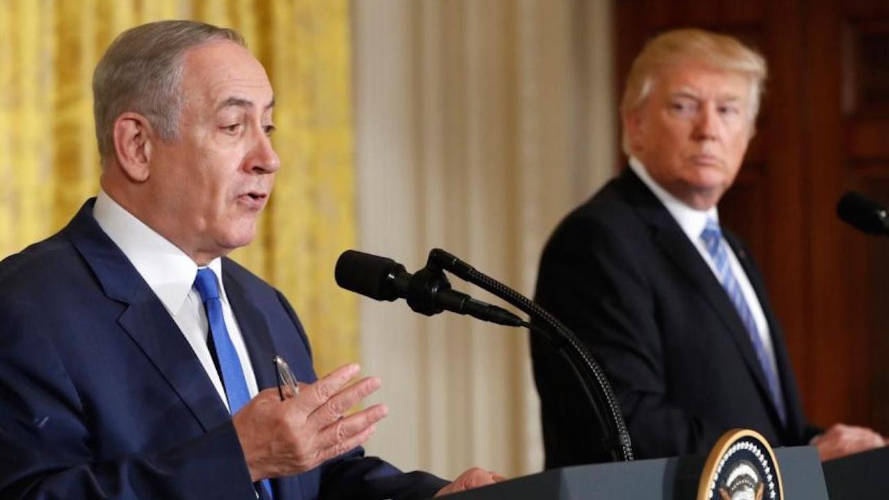 Netanyahu Laughs At Trump's Peace Plan thumbnail