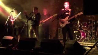 Video Hustej guláš - Pražskej démon, Live Del Fuego Křelov 11.6.2016