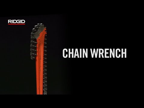 RIDGID Chain Wrenches