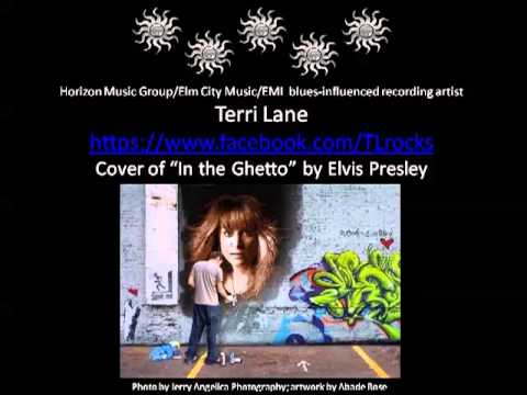 Terri Lane - In the Ghetto (Cover)