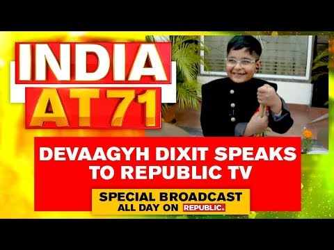 Proud To Be Indian | 7 World Records & 15 Nat'l Record Holder Devaagyh Dixit Speaks To Republic TV
