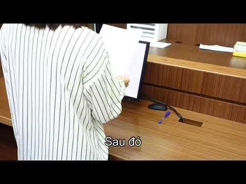 證人到庭應注意事項-越語版