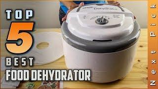 Top 5 Best Food Dehydrator Review In 2020