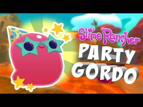 SLIME RANCHER PARTY GORDO #7 - Tarrki ochroniarze Gordo!