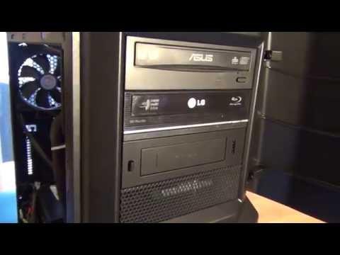 LG Super Multi Blue Optical Drive (bd-rw/dvd-rw/cd-rw) (BH12LS38) Review