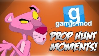 Garrys Mod Prop Hunt Funny Moments! - Betrayal, Hollywood Acting, Pussycat Dolls and More!