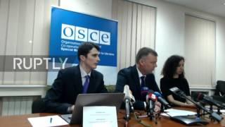 Ukraine: Landmine should have been removed - OSCE