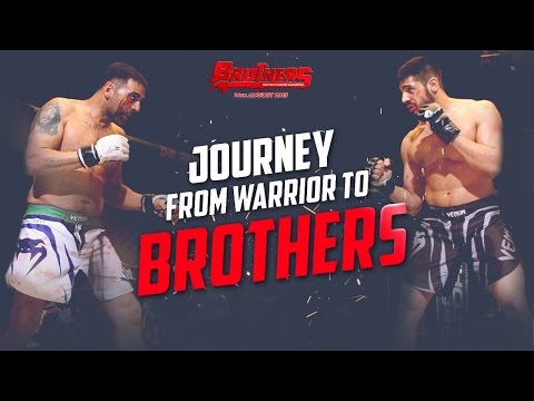 Brothers : The journey from Warrior to Brothers | Akshay Kumar & Sidharth Malhotra