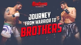 The journey from Warrior to Brothers - Video - Brothers